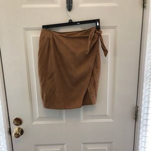 Vintage Gap wrap skirt